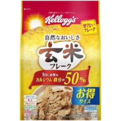 Kellogg's Brown Rice Flakes 40...