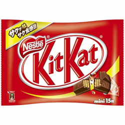 Nestle Kit Kat Mini 14 Sheets