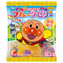 Fujiya Anpanman Fruits Jelly 1...