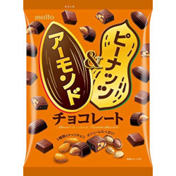 Meito Almond And Peanuts Choco...