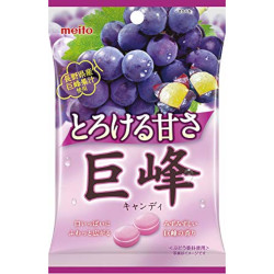 Meito Grape Candy 75g