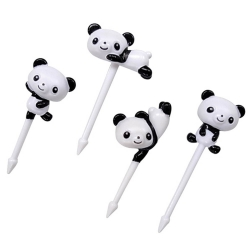 Torune Panda Food Picks 8 Piec...