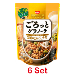 Nissin Gorotto Granola Three K...
