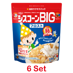 Nissin Ciscorn Big Frost 200g ...