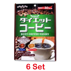 Senjakuame Diet Coffee Candy 8...