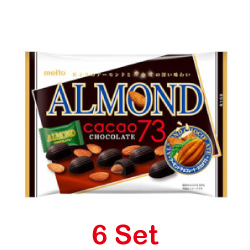 Meito Almond Chocolate Cacao73...