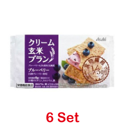 Asahi Cream Brown Rice Blanc B...