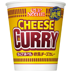 Nissin Cup Noodle European Cheese Curry 85g