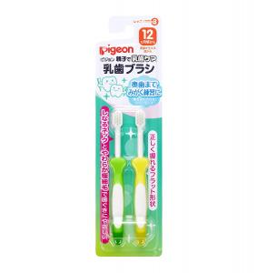 Baby Tooth Brush Set Stage 3 (12 to 18 Months Old)