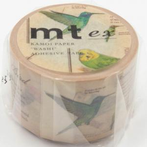MT Masking Tape - Picture Book Bird (MTEX1P90)