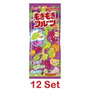 Meiji Mogi Mogi Fruits Gummy 2...